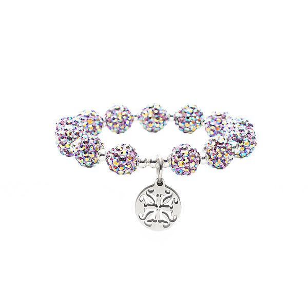 RC Girls Prism Glow Kaleidoscope Opal with Silver