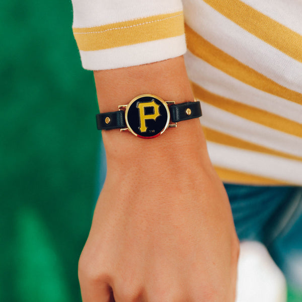 MLB Betsy - Pittsburgh Pirates on Silver