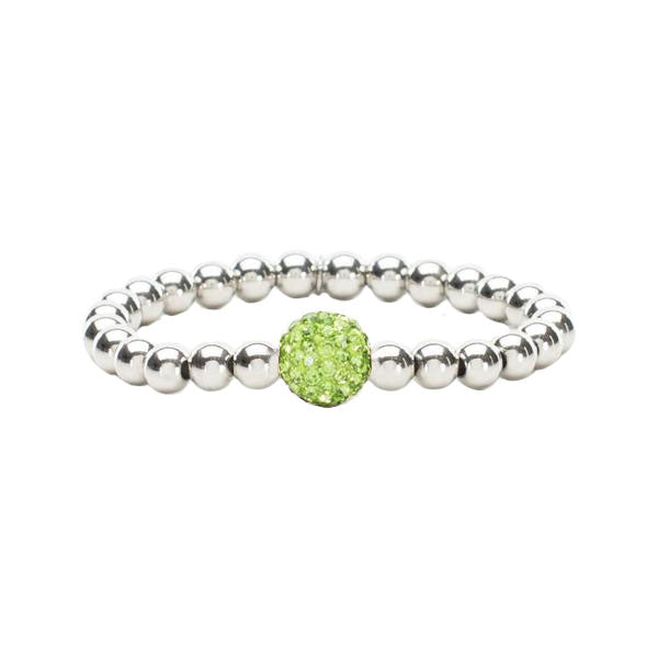 RC Girls Ireland Silver with Lime Green