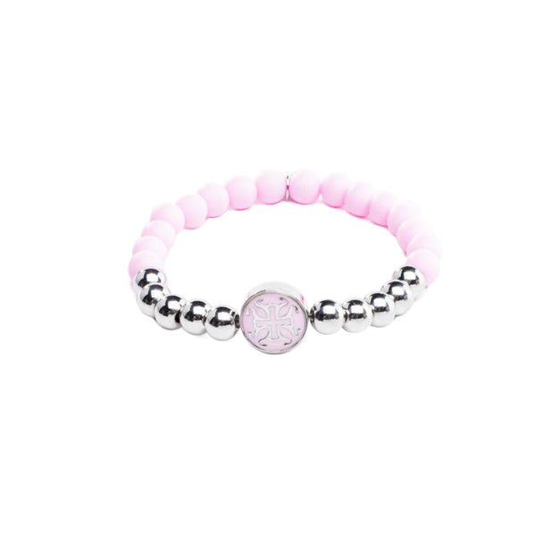 RC Girls Mini Melanie Baby Pink with Silver