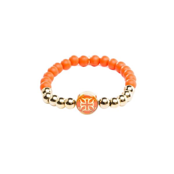 RC Girls Mini Melanie Neon Orange with Gold