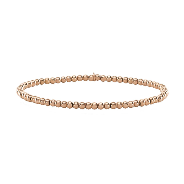Chloe-Ann 3MM - Rose Gold