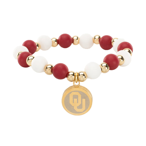 Erin Crimson/White OU - Gold