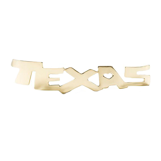 Texas Line - Barbie Chicago Texas - Gold