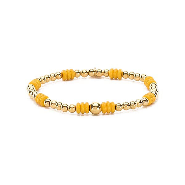 Liz Remix Bright Yellow - Gold