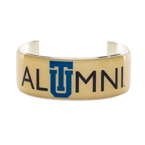 Art Deco 1.0 TU Alumni/ Yellow Background - Silver