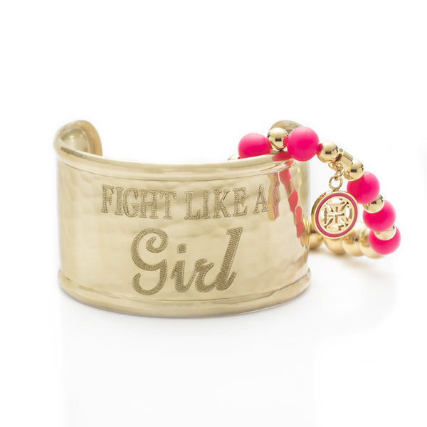Fight Like a Girl Duo – Gold