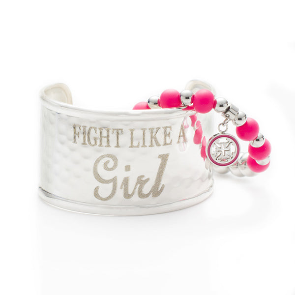 Fight Like a Girl Duo – Silver