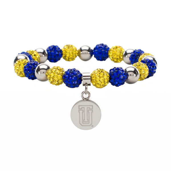 Andrea Blue/Yellow TU - Silver