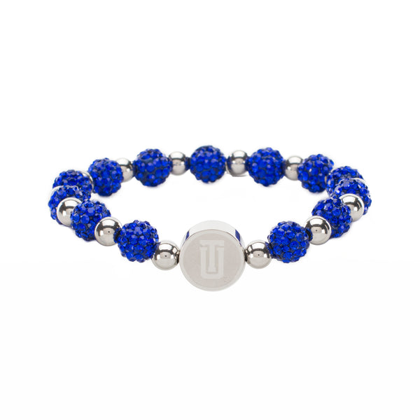 "Brandi Iconic ""TU"" - Cobalt with Silver"