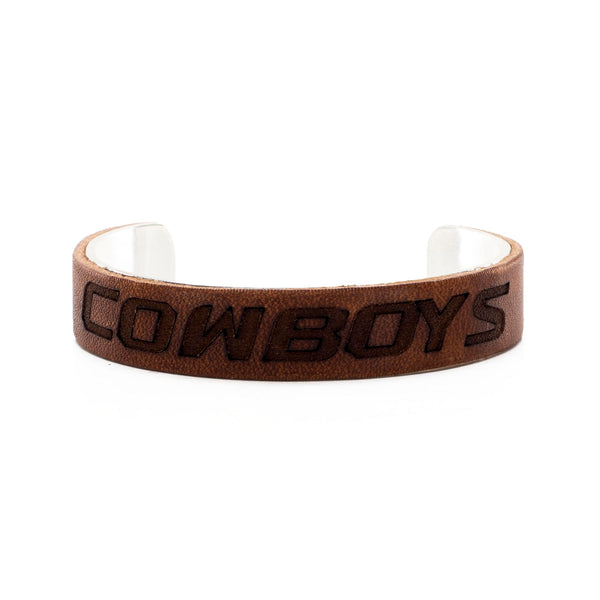 Leather Overlay .5 Cowboys