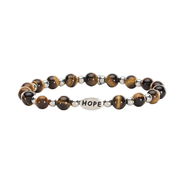 Tiffany Hope - Tiger's Eye with Silver