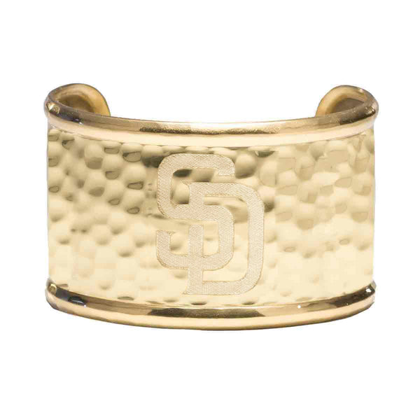 MLB 1.5 Rimmed Engraved San Diego Padres