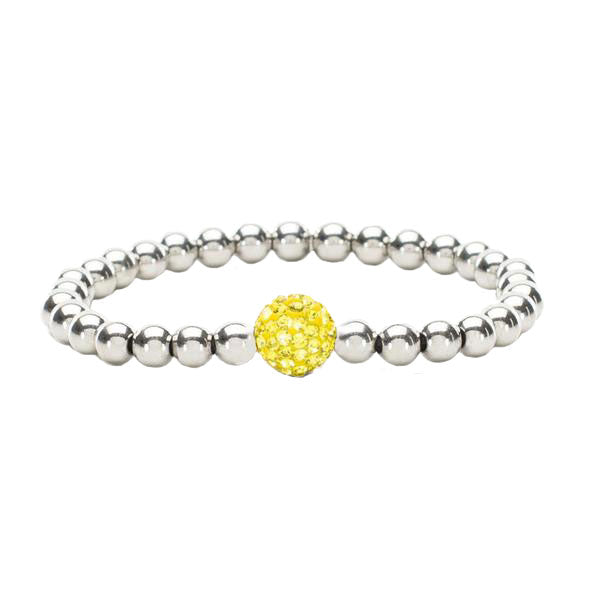 Ireland Silver with Yellow