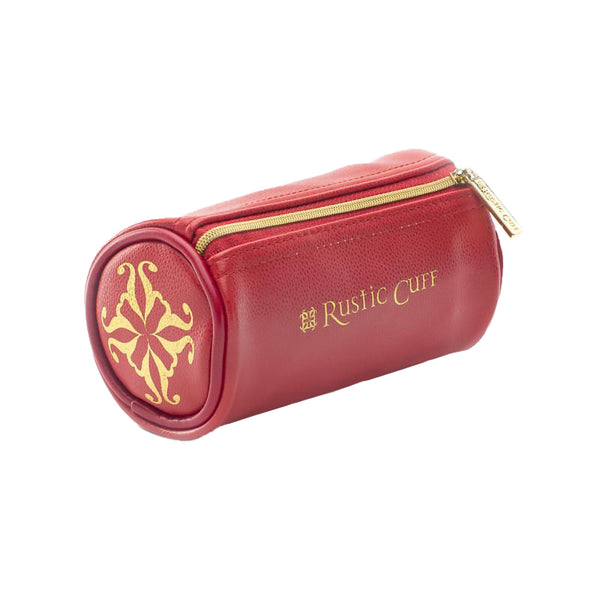 Cuff Traveler Small Red