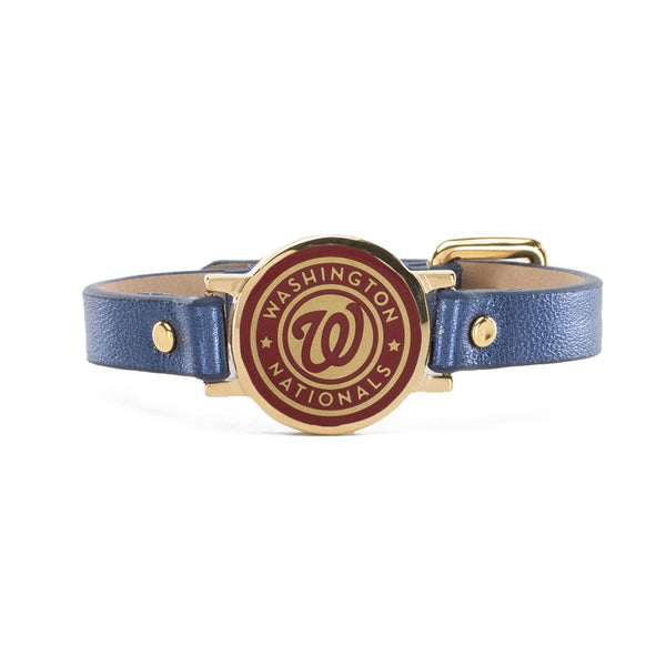 MLB Betsy - Washington Nationals on Gold