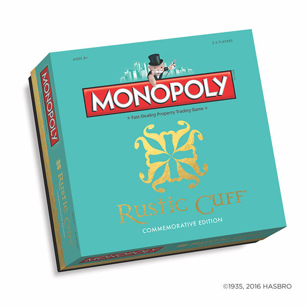 RC Monopoly Game