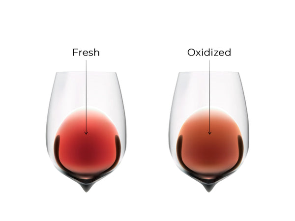 Red Wine Oxidation