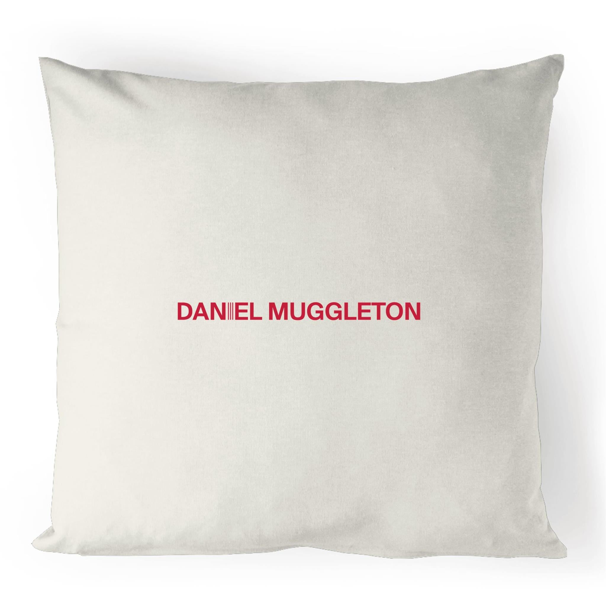 Daniel Muggleton Cushion Cover