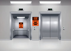Lift Safety posters