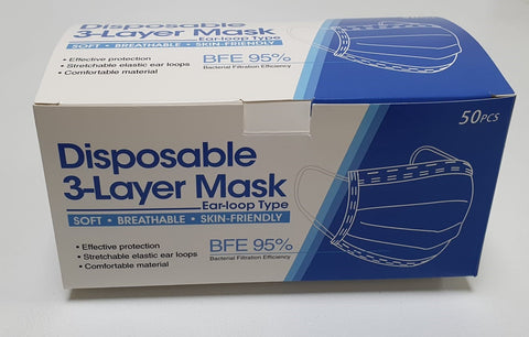 Disposable Hygiene Face Mask