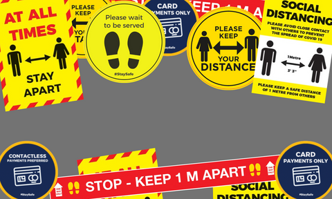 Covid-19 Retail Safety Pack