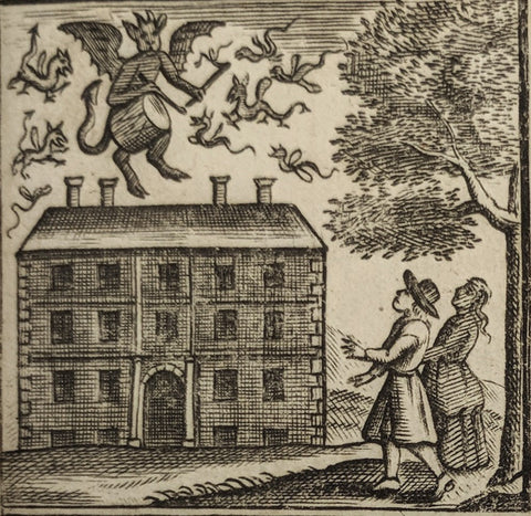 Witchcraft Trial in Colonial New York