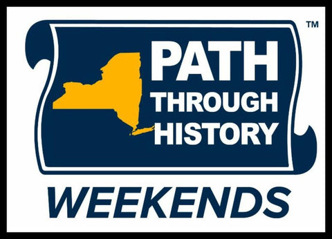 This event is part of New York State's Path Through History Weekend