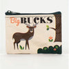 Coin Purse--Big Bucks
