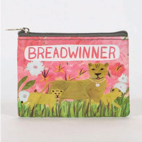 Coin Purse--Breadwinner