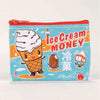 Coin Purse--Ice Cream Money