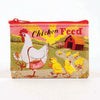 Coin Purse--Chicken feed