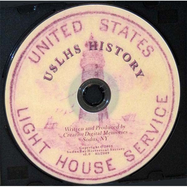 United States Lighthouse Service History (DVD)