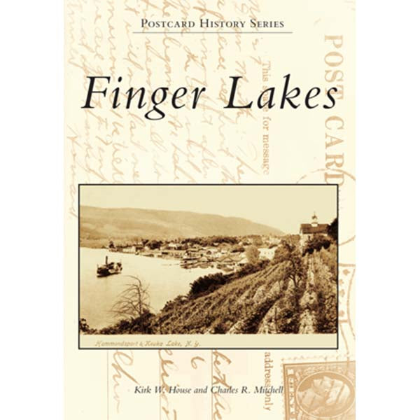 Finger Lakes (Postcard History Series)