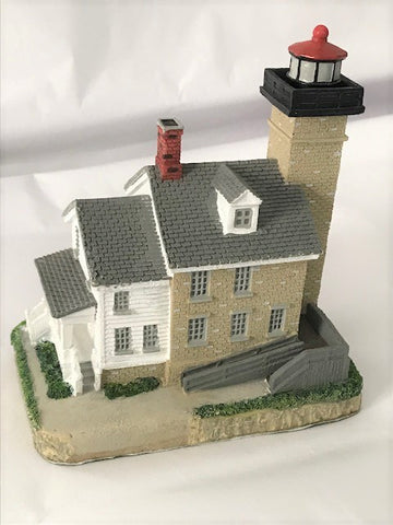 Sodus Bay Lighthouse Figurine (Scaasis)