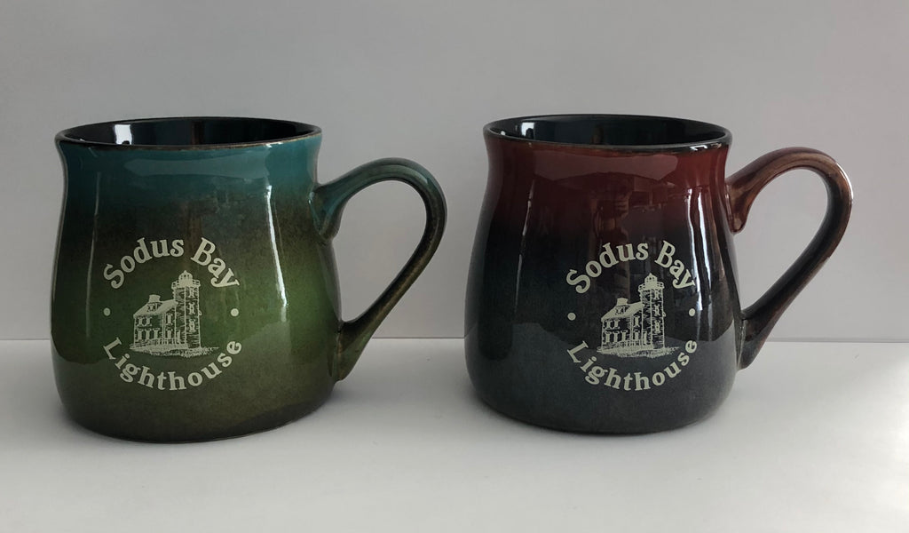 Sodus Bay Lighthouse Mugs