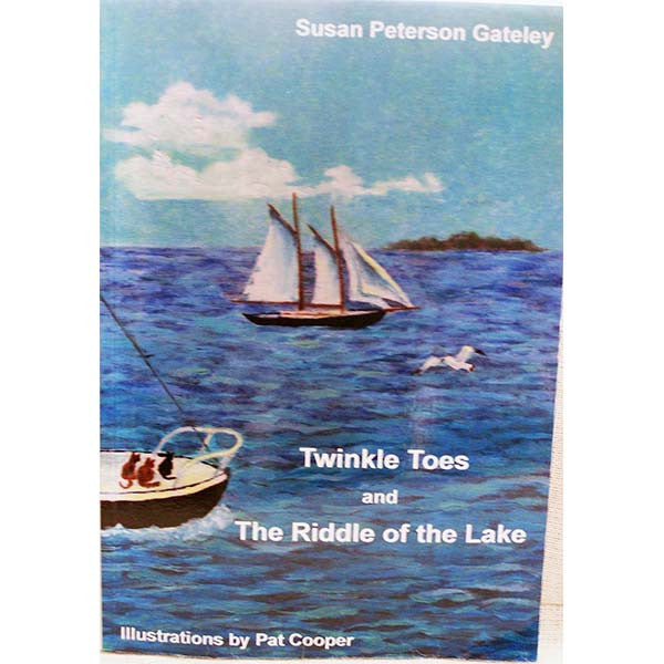 Twinkle Toes and the Riddle of the Lake