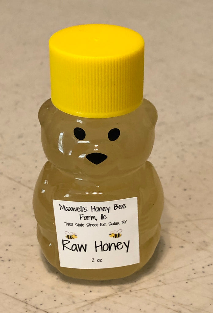 Raw Honey - 2 oz.