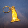 Brass Key Ring