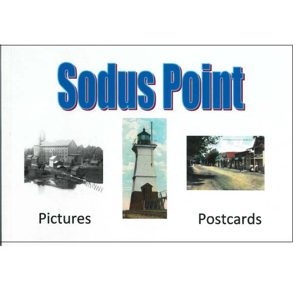 Sodus Point Postcard Picture Book by John Powell