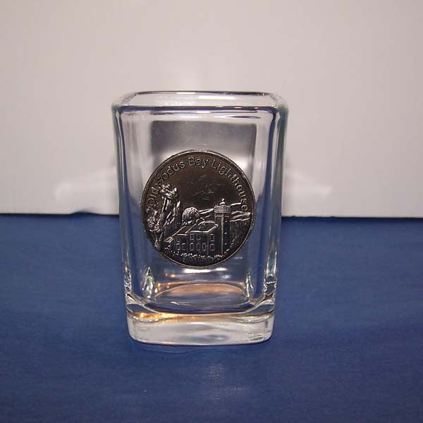 Sodus Bay Lighthouse Shot Glass