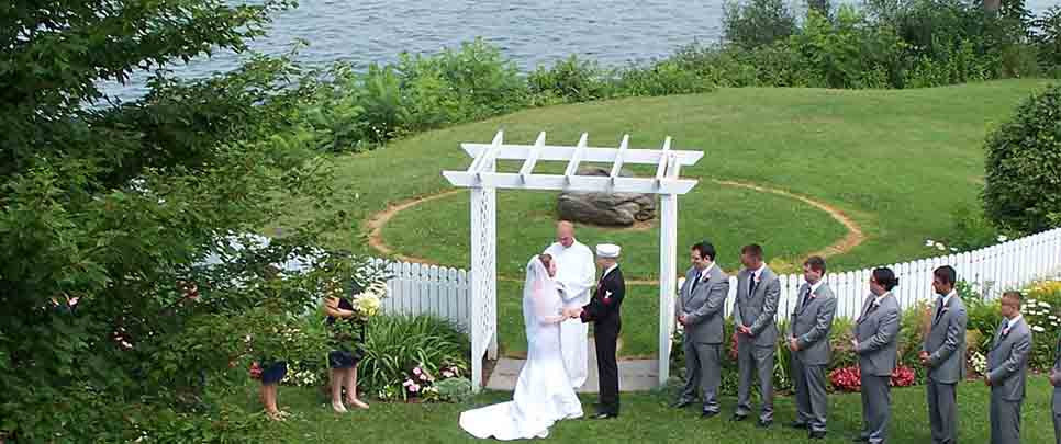 Lighthouse Wedding
