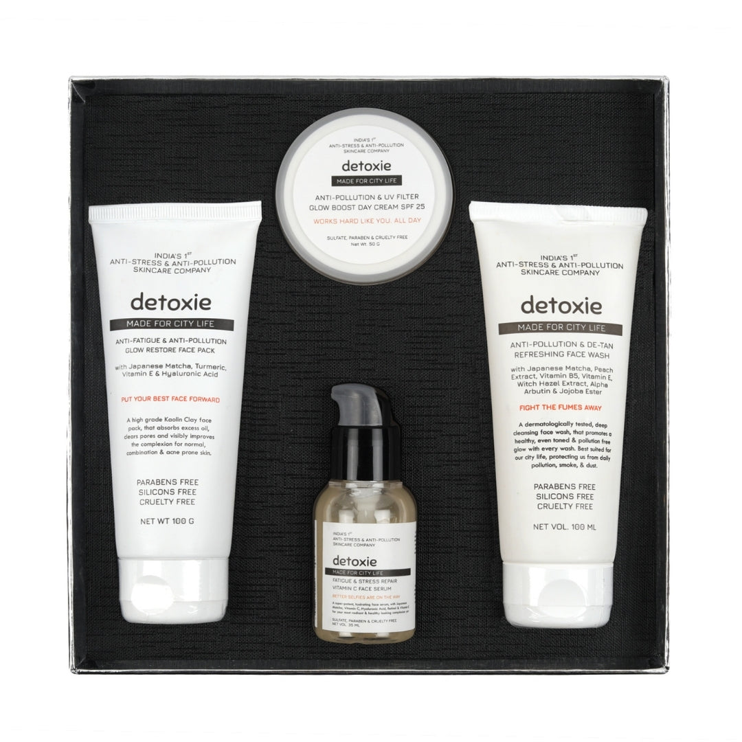 The Ultra Detox Gift Set