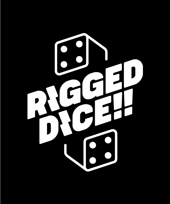 rigged dice t-shirt backgammon galaxy shop