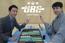 Load image into Gallery viewer, UBC donations - Backgammon Galaxy