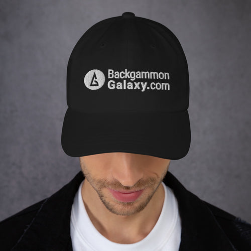Backgammon Cap - Backgammon Galaxy