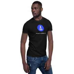 The Official Backgammon Galaxy T-Shirt - Backgammon Galaxy