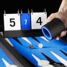 Load image into Gallery viewer, TakePoint Backgammon Scoreboard - Backgammon Galaxy