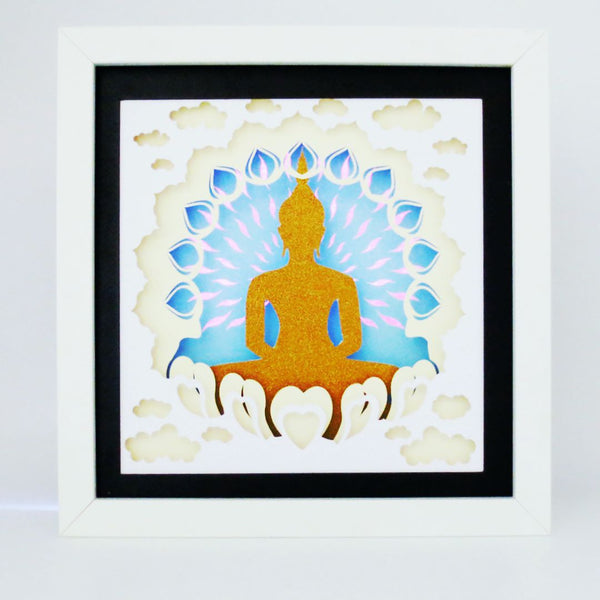 Buddha - Build your own lightbox