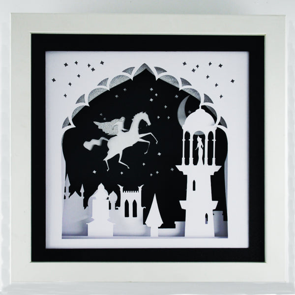 Arabian Nights - Build your own lightbox